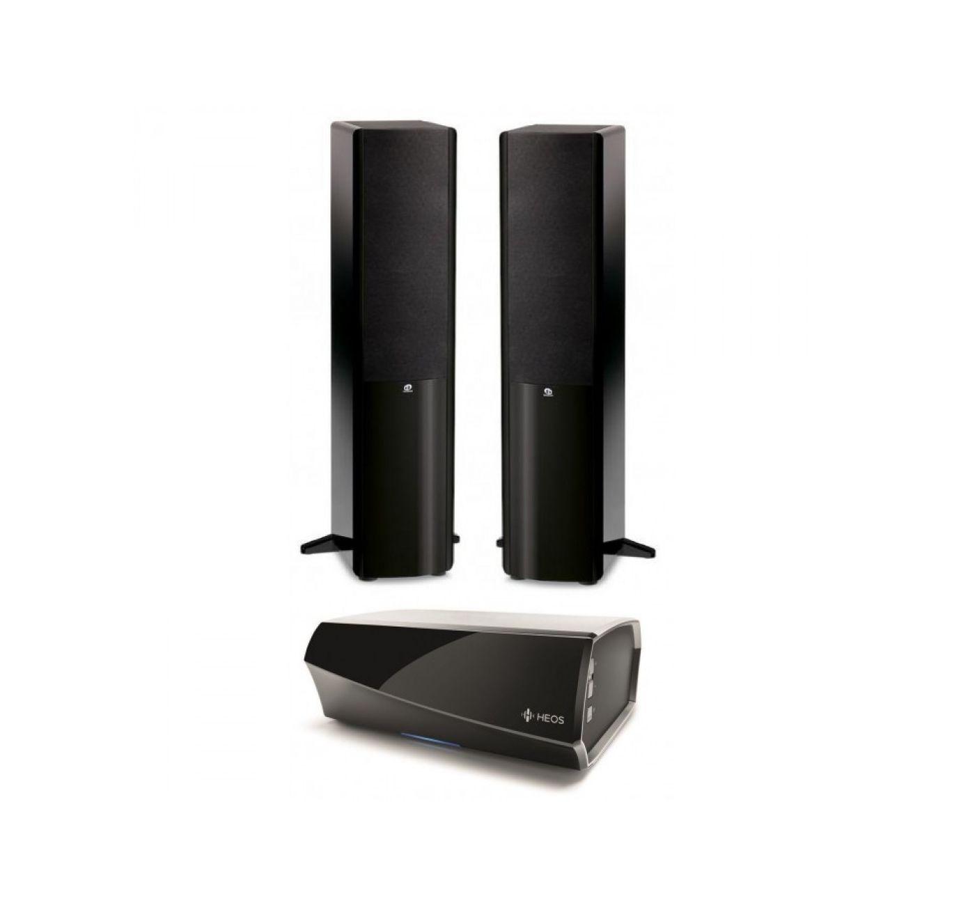 Denon Heos Amp Boston Acoustics A250 Mod A 250