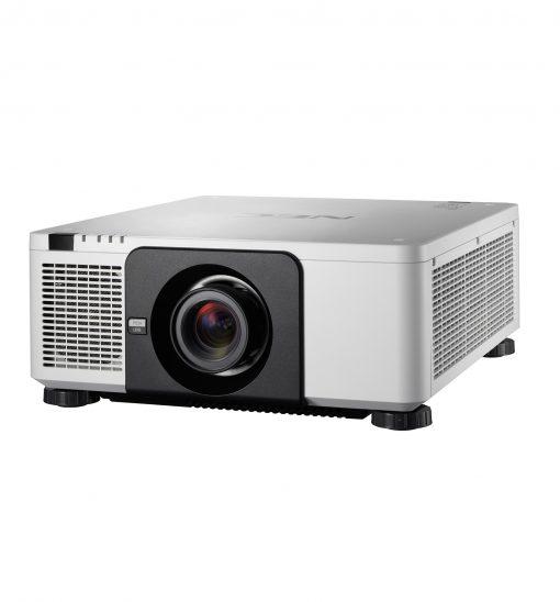 PX1004UL-ProjectorViewSlantLeft-White